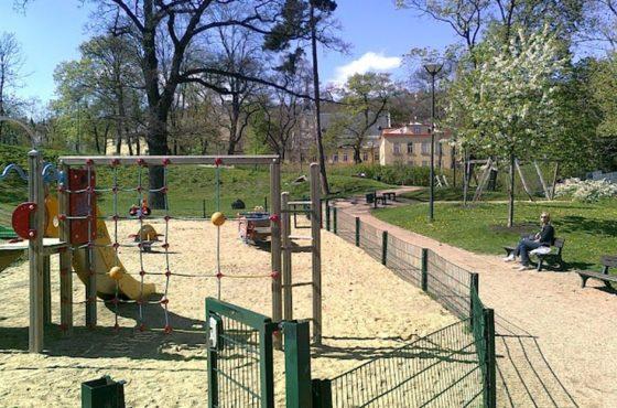 Park Sacré coeur, Praga 5