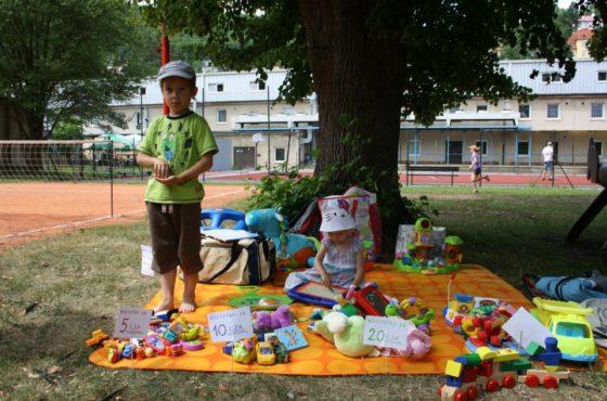 Świętojański bazar i piknik (2012)