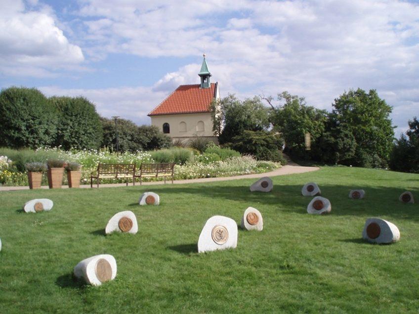 Ogród botaniczny i oranżeria Fata Morgana w Troji, Praga 7