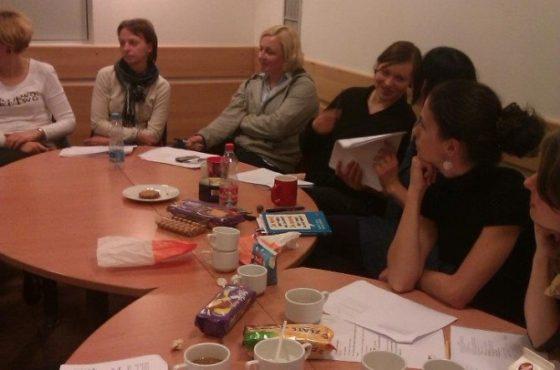 """""""Szkoła dla Rodziców"""" – sesja III – temat: alternatywy stosowania kar"""