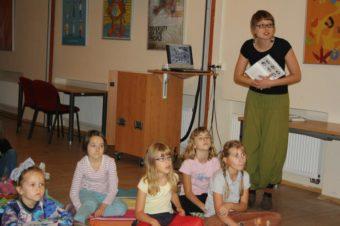 Warsztaty książkowe dla dzieci (2012)