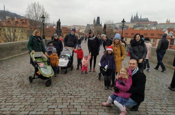 Przedświąteczny spacer po Pradze (2020)